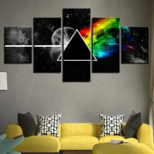 Music Artwork modular canvas wall art