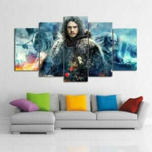 Game of Thrones Wall Art HD