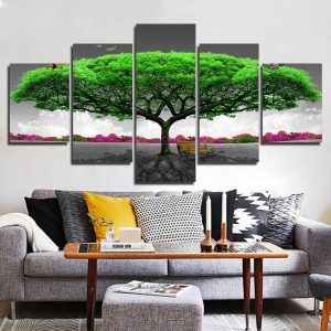 Modular wall Art HD tree wall art, canvas tree art, tree canvas prints, nature wall art, tree canvas, tree canvas wall art, red tree canvas art, lonely tree wall art, black and white tree print, blue tree print.