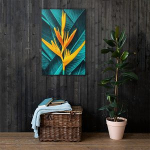 The Spirit of Joy Scandinavian Wall Art HD