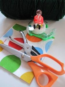 DIY Parachutes toy